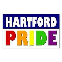 Hartford Pride (bumper sticker)
