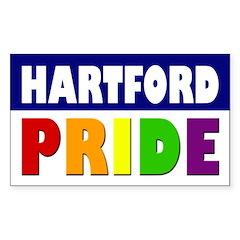 Hartford Pride (bumper sticker)
