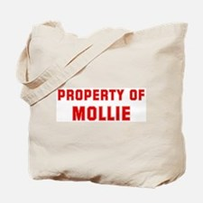Property of MOLLIE Tote Bag
