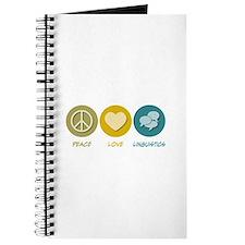 Peace Love Linguistics Journal