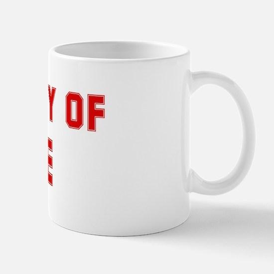 Property of MIKE Mug