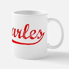 Vintage St Charles (Red) Mug