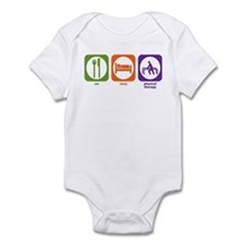 Eat Sleep Physical Therapy Onesie