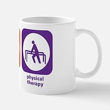 Eat Sleep Physical Therapy Mug