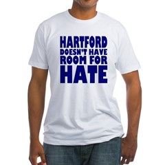 Hartford and Hate (fitted USA t-shirt)
