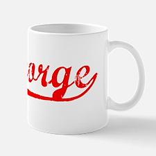 Vintage St George (Red) Mug