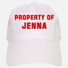 Property of JENNA Baseball Baseball Cap