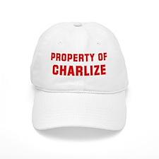 Property of CHARLIZE Baseball Cap