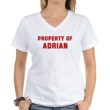 Property of ADRIAN Shirt