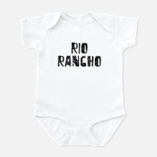 Rio Rancho Faded (Black) Infant Bodysuit