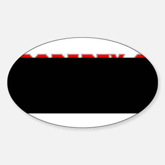 Property of ADAM Oval Decal