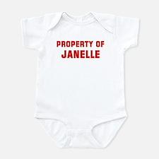 Property of JANELLE Infant Bodysuit