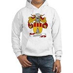 Corella Family Crest Hooded Sweatshirt
