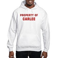 Property of CARLEE Jumper Hoody