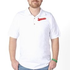Retro Juneau (Red) T-Shirt