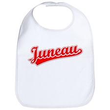 Retro Juneau (Red) Bib