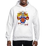 Cortes Family Crest Hooded Sweatshirt