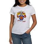 Cortes Family Crest Women's T-Shirt