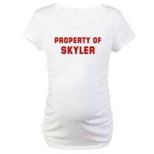 Property of SKYLER Shirt