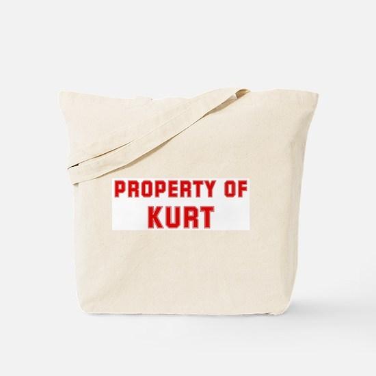 Property of KURT Tote Bag