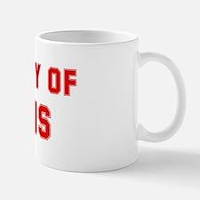 Property of KURTIS Small Small Mug