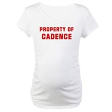 Property of CADENCE Shirt