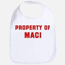 Property of MACI Bib