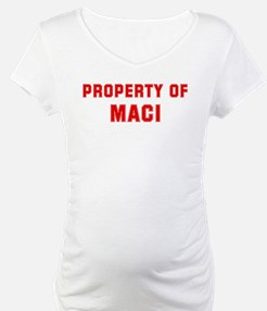 Property of MACI Shirt