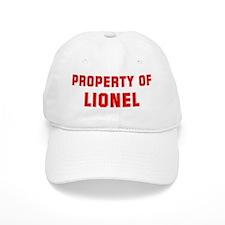 Property of LIONEL Baseball Cap