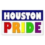 Houston Pride (bumper sticker)