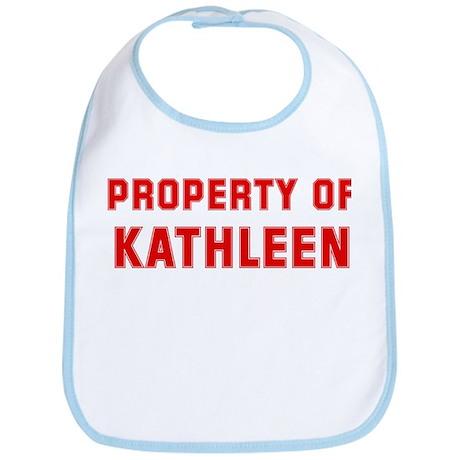 Property of KATHLEEN Bib