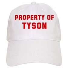 Property of TYSON Baseball Cap