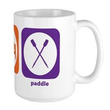 Eat Sleep Paddle Mug