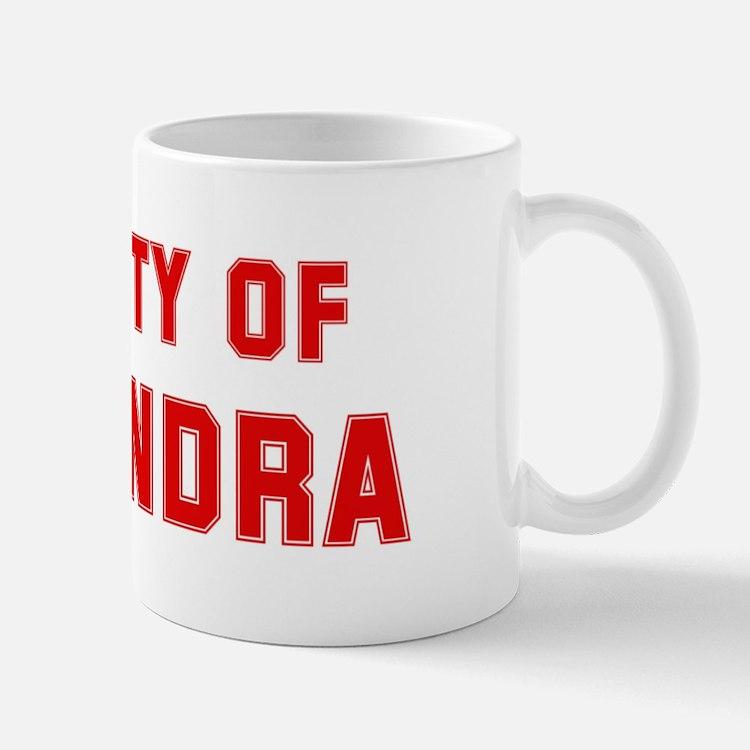 Property of KASSANDRA Mug