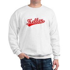 Retro Keller (Red) Sweatshirt