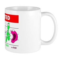 Most Wanted Poster Mug
