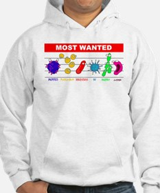 Most Wanted Poster Hoodie