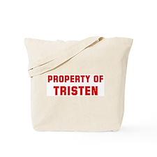 Property of TRISTEN Tote Bag