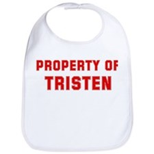 Property of TRISTEN Bib
