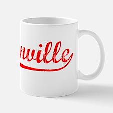 Vintage Steubenville (Red) Mug