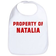 Property of NATALIA Bib