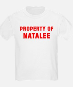 Property of NATALEE T-Shirt
