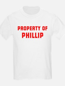 Property of PHILLIP T-Shirt