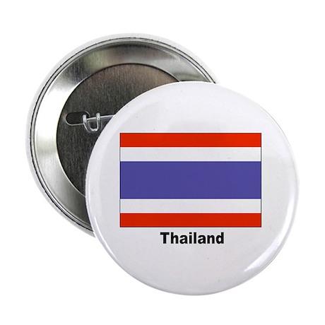 """Thailand Thai Flag 2.25"""" Button (10 pack)"""