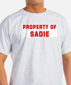 Property of SADIE T-Shirt