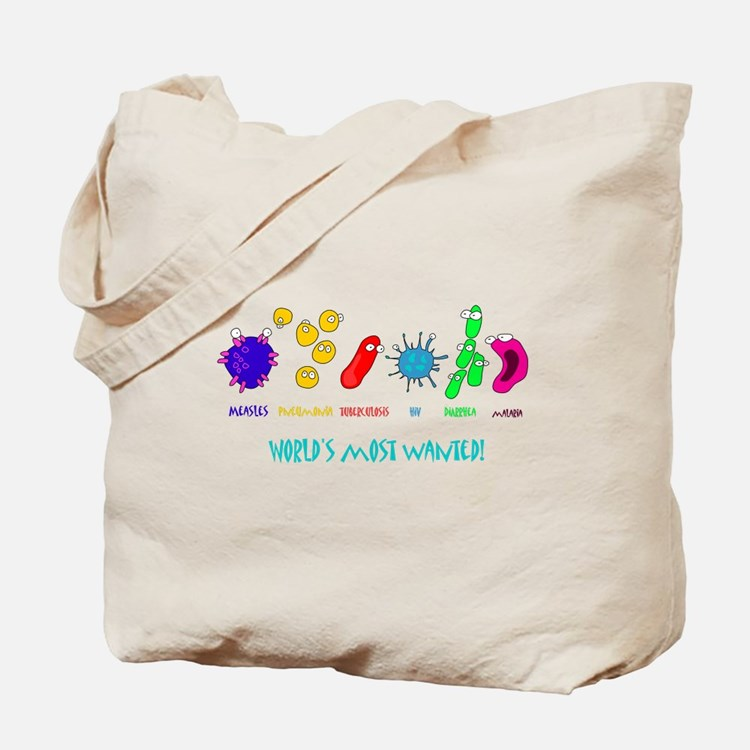Most Wanted Tote Bag