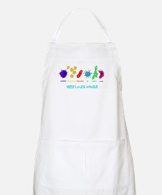 Most Wanted BBQ Apron