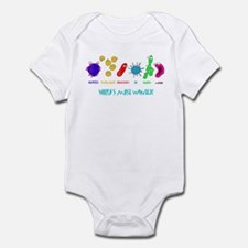 Most Wanted Infant Bodysuit
