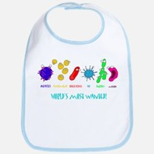 Most Wanted Bib