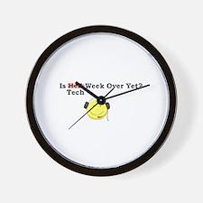 Funny Operator Wall Clock